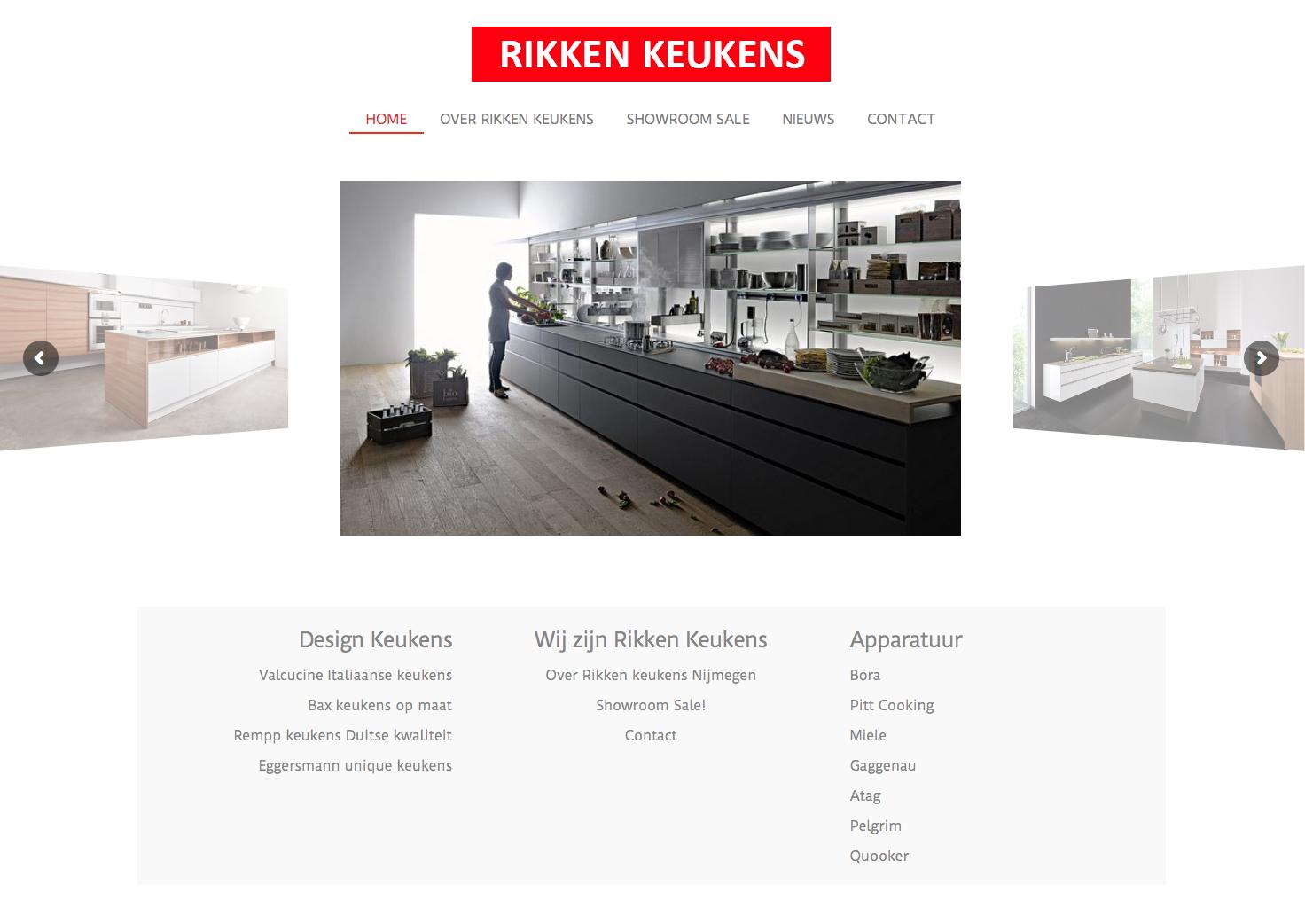 Rikken Keukens Nijmegen Quest